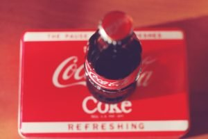 Coca Cola, Drinking fountains