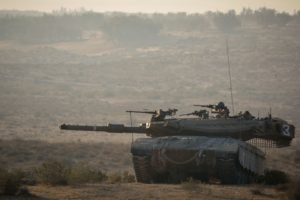 Merkava Mark IV, Tank