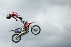 motocross, Stunts