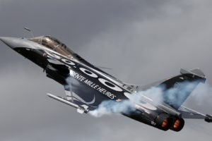 Dassault Rafale, Airshows