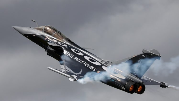 Dassault Rafale Airshows Hd Wallpapers Desktop And Mobile