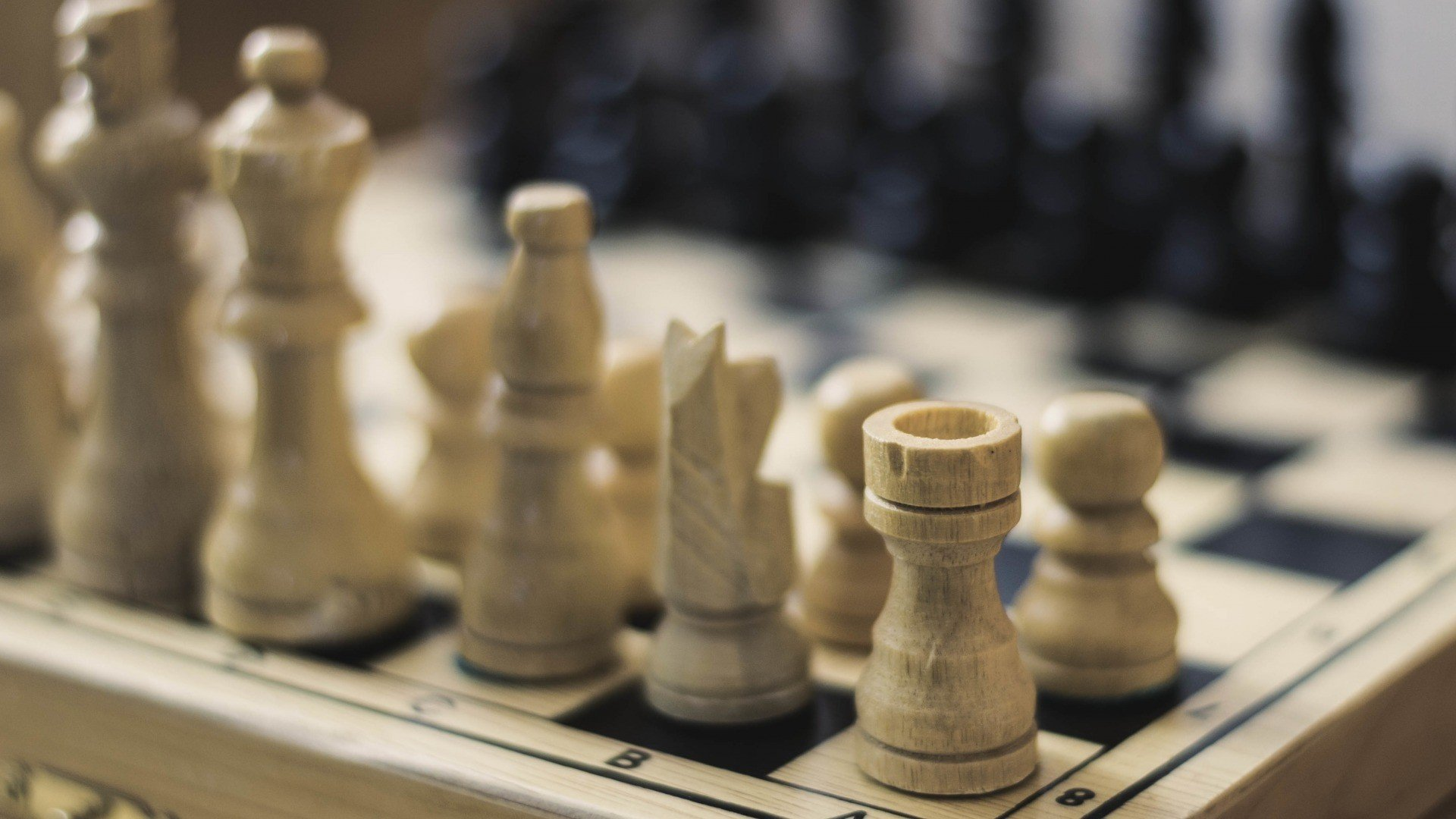 Games are art, chess isn't.