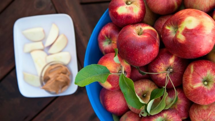 food, Apples HD Wallpaper Desktop Background