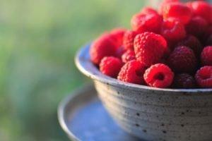 raspberries, Food
