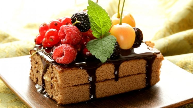 desserts HD Wallpaper Desktop Background
