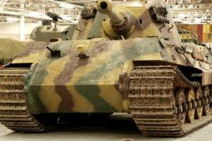 Tiger II, Tank