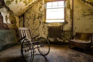 ruin, Abandoned