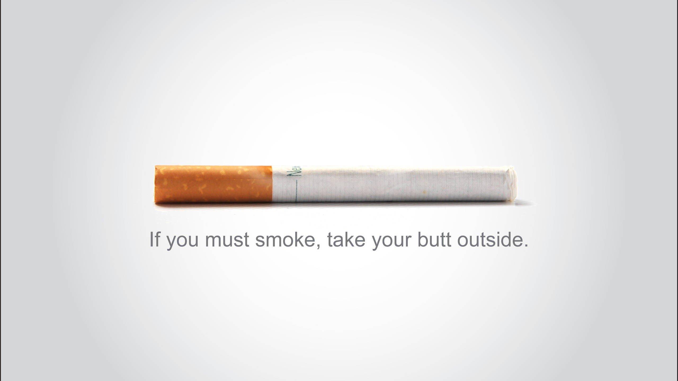 cigarettes, Public Service Announcement, Smoking Wallpaper