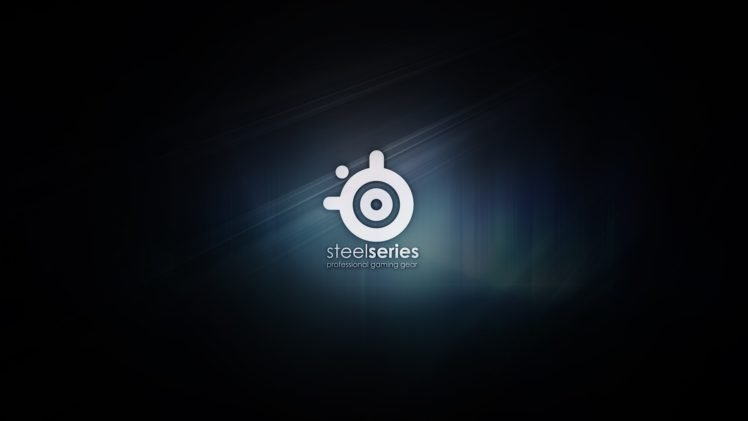SteelSeries, Logo HD Wallpaper Desktop Background