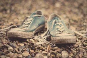 blurred, Converse