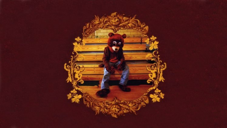 hip hop, Kanye West, The College Dropout HD Wallpaper Desktop Background