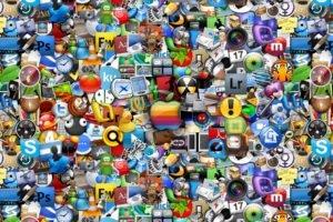 icons, Internet