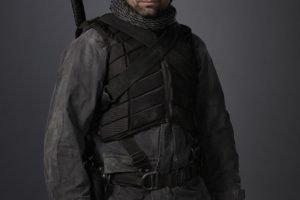 slade wilson, Deathstroke, Manu Bennett, Arrow (TV series)