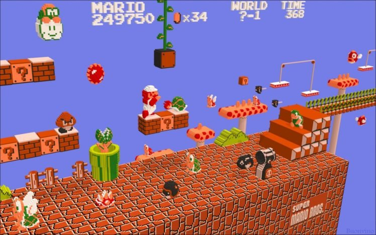 Nintendo Super Mario Hd Wallpapers Desktop And Mobile Images Photos