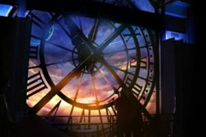 clocks, Interiors, Silhouette