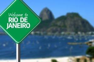 Rio de Janeiro, Signs, Blurred