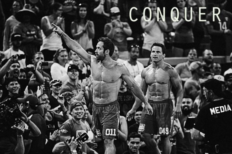 CrossFit Rich Froning Jr HD Wallpaper Desktop Background
