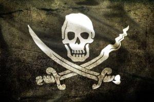 skull and bones, Jolly Roger