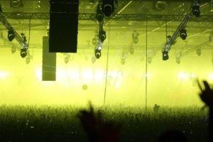 crowds, Concerts