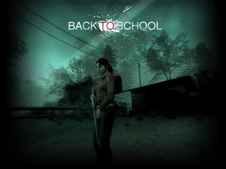 Left 4 Dead 2 Back To School Game Mod Weapon Rifles