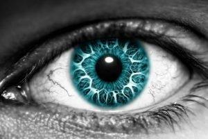 eyes, Blue eyes