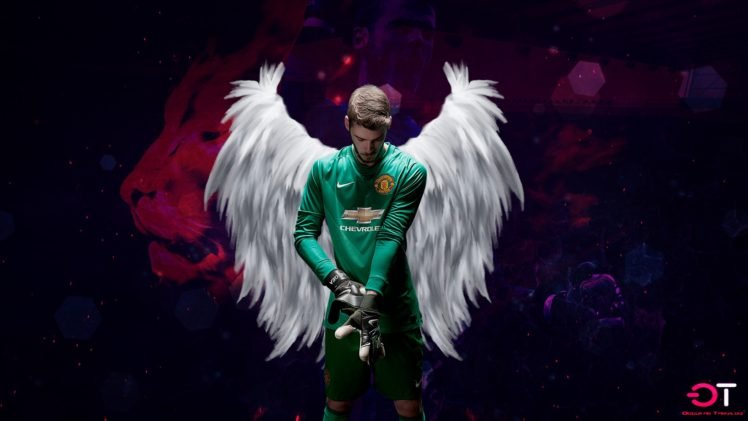 V2, David De Gea, Manchester United HD Wallpapers