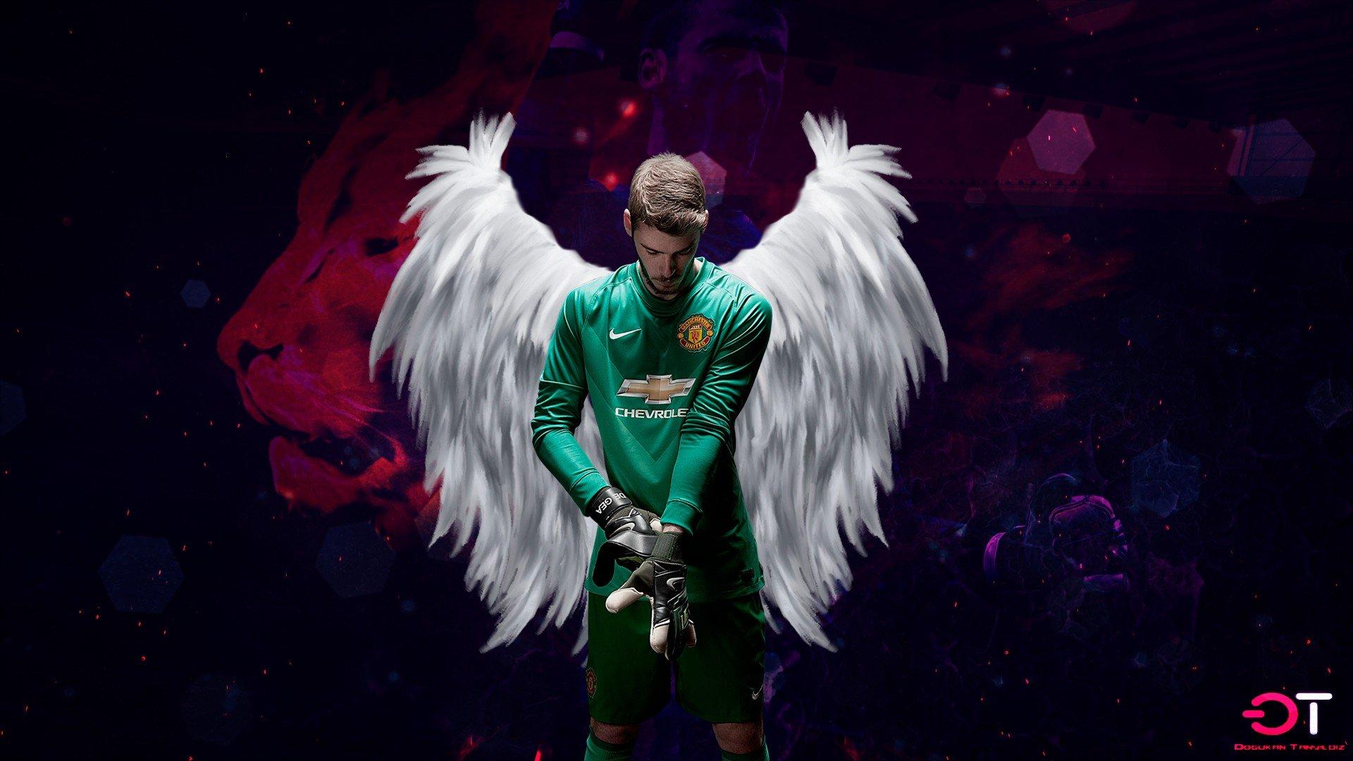 V2, David De Gea, Manchester United HD Wallpapers