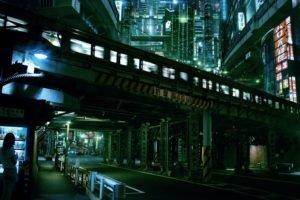 cyberpunk, Urban