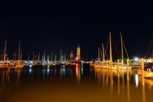 pier, Night