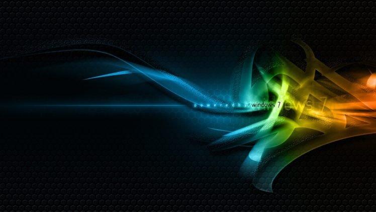 Microsoft Windows, Windows 7 HD Wallpaper Desktop Background