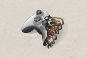controllers, Xbox