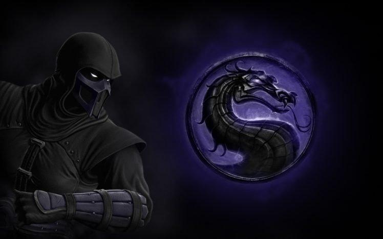 Mortal Kombat, Noob saibot, Mortal Kombat X, PC gaming, Hoods HD Wallpaper Desktop Background