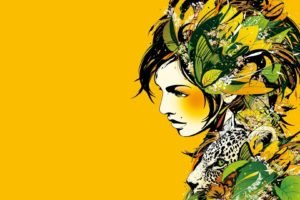 kaleidoscope, Album covers