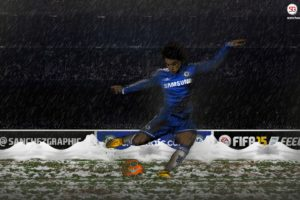 Willian, Sanchez Graphics, Chelsea FC