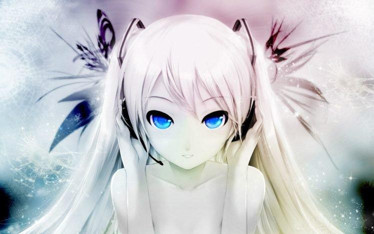 blue eyes HD Wallpaper Desktop Background