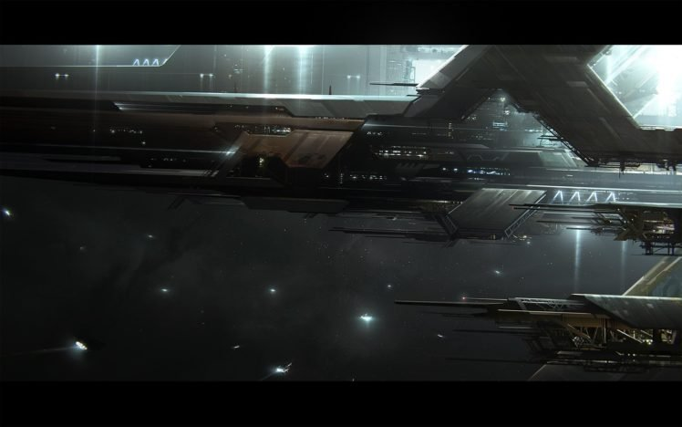 science fiction HD Wallpaper Desktop Background