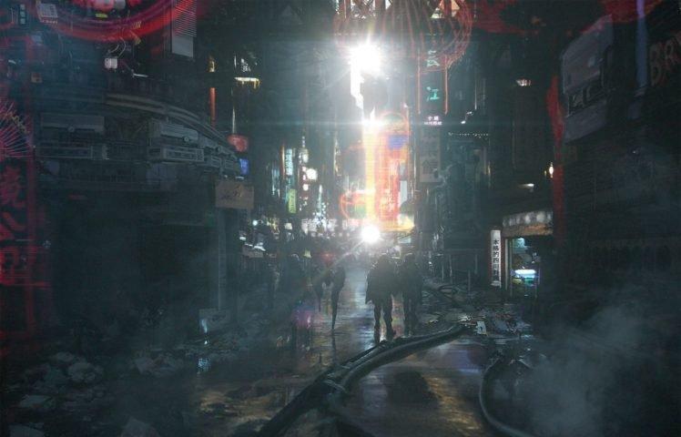 cyberpunk HD Wallpaper Desktop Background