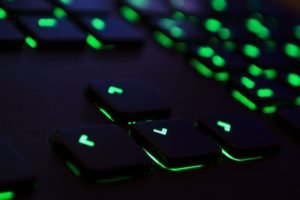 technology, Green, Razer