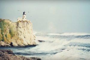 lighthouse, Split Rock Lighthouse