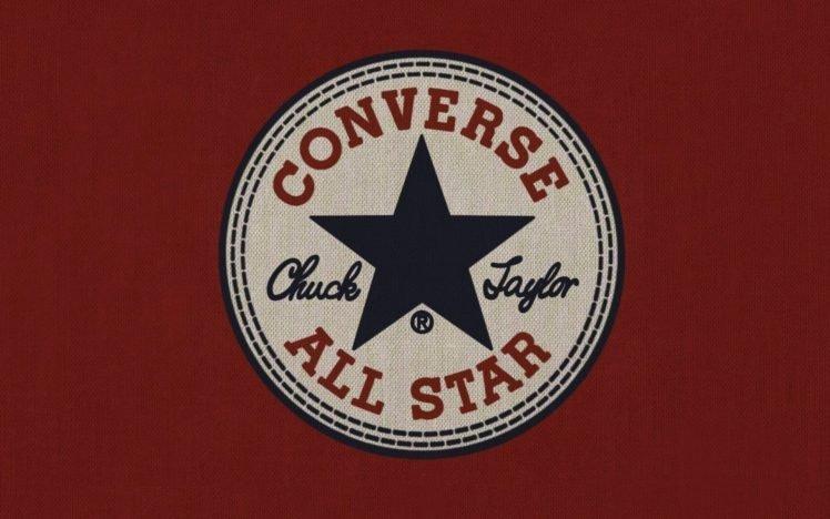 Converse, Logo HD Wallpaper Desktop Background