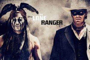 The Lone Ranger, Johnny Depp, Armie Hammer