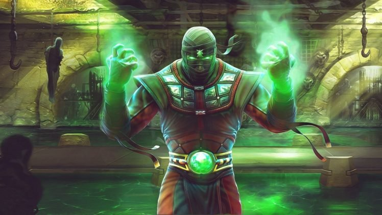 Ermac Hd Wallpapers Desktop And Mobile Images Photos