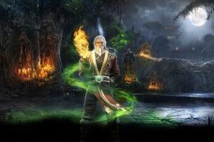 Mortal Kombat X, Shang Tsung