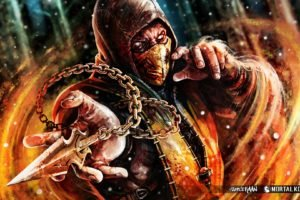 Scorpion (character), Mortal Kombat X, Mortal Kombat, PC gaming