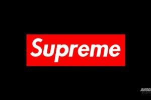 supreme, Brand, Logo