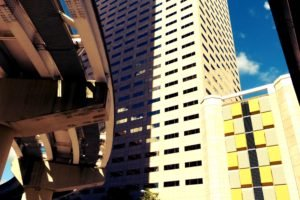 Miami, Building, Window
