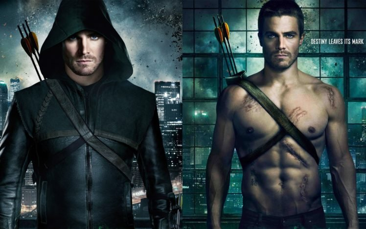 Arrow, Men, Green Arrow HD Wallpaper Desktop Background