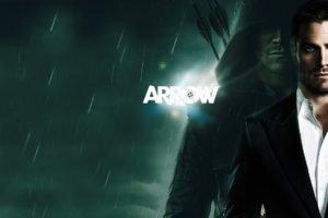 Stephen Amell, Arrow