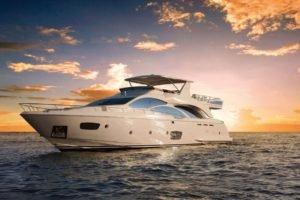 yachts, Azimut