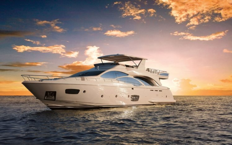 Yachts Azimut Hd Wallpapers Desktop And Mobile Images Photos